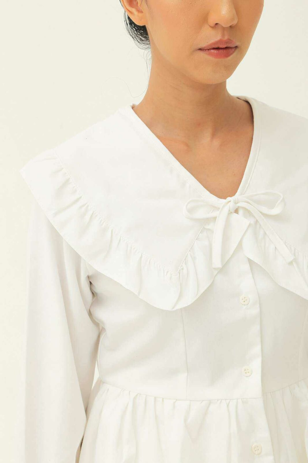 Yale Shirt Off White - EESOME