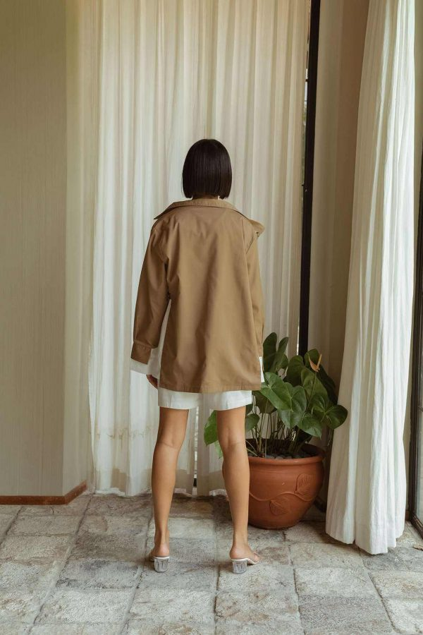 Kina Outer Camel - EESOME